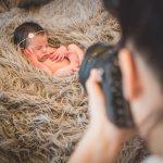 Liefde voor fotografie en newborns komen samen….